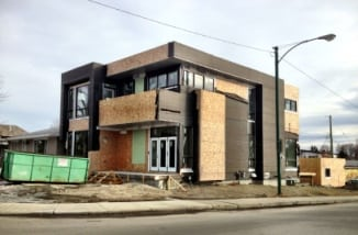 New Infill Construction Calgary