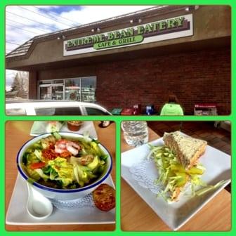 Calgary Cafe Extreme Bean Eatery