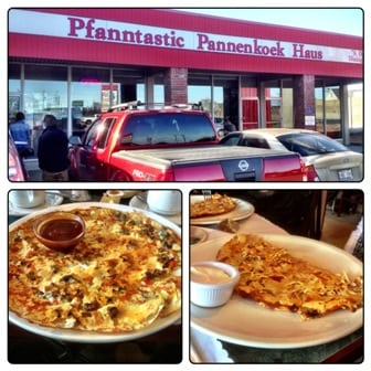 Calgary Hidden Gems Pfanntastic Pannenkoek Haus Dutch Restaurant