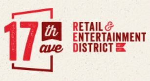 17th avenue Calgary district logo