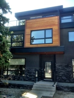 Cambrian Heights Inner City Infill Home Calgary
