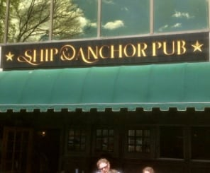 17th Avenue Calgary Ship and Anchor Pub