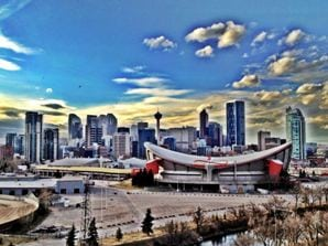 Calgary Facts Calgary Skyine