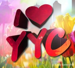 I Love YYC Spring