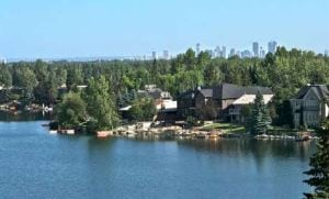 Calgary Lake Community Lake Bonavista