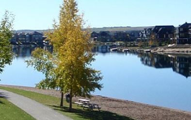 Lake Chaparral Calgary Lake Homes Lake Community