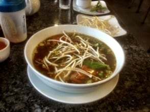 Pho Express Satay Beef Rice Vermicelli Soup