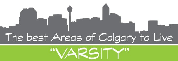 Varsity best areas of Calgary to live in