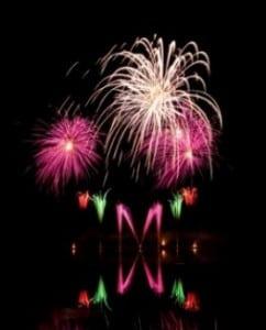 Festivals Calgary Globalfest Fireworks
