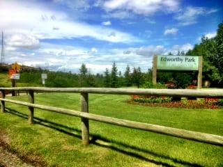 Edworthy Park Southwest Calgary Parks