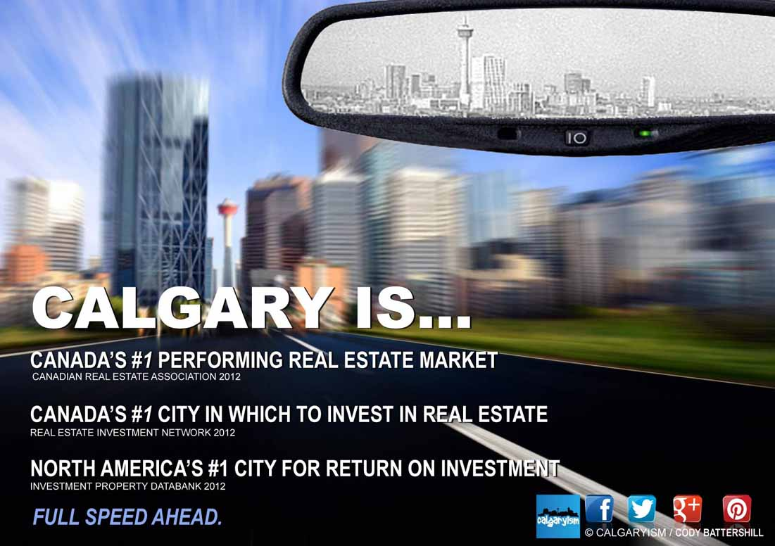 Why Should You Buy Calgary Real Estate