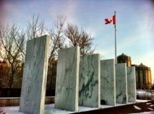 Calgary Landmarks Calgary Soldiers Memorial Drive