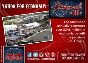 Economic Benefits Calgary Stampede Greatest Outdoor Show on Earth