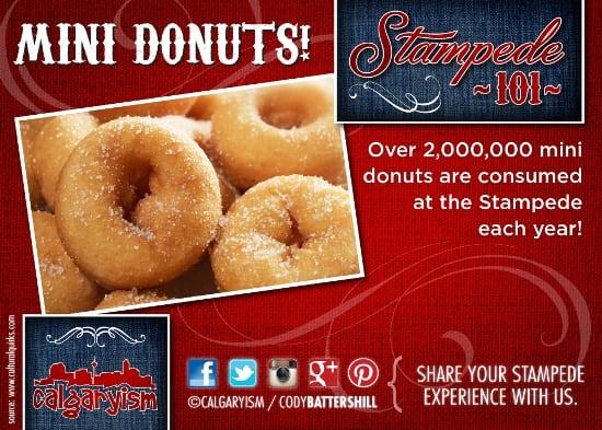 Best Snacks Calgary Stampede Exhibition