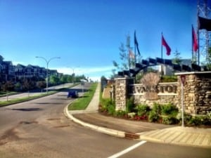 Evanston Homes Calgary Evanston Community
