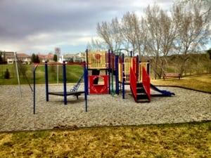 Varsity Playground Park Calgary
