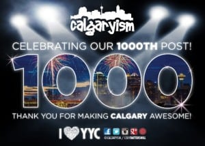 1000th Posts in Best Calgary Homes