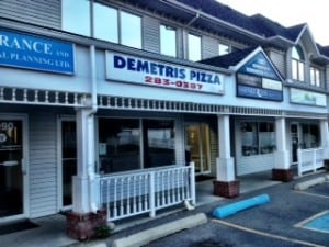 Demetris Pizza Calgary Hidden Gems