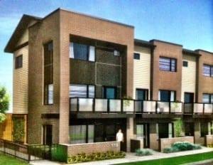 Mosaic Bridgeland Calgary Townhomes for Sale