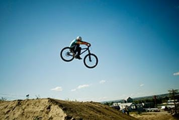 Canada Olympic Park Summer Activities Mountain Biking