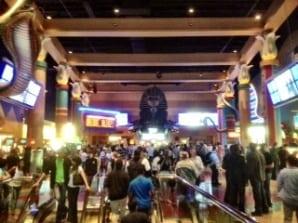 Inside Scotiabank Chinook Cinemas Calgary