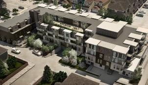 Savoy Condos Townhomes West Hillhurst Calgary