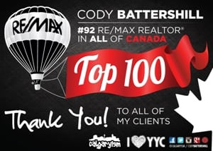 Top REMAX Realtor Canada Cody Battershill