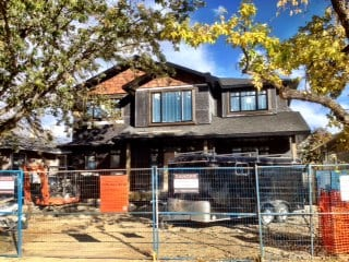 Wildwood Calgary Community Infill Home