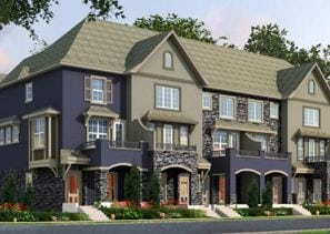 Bristol Townhomes In Quarry Park Calgary