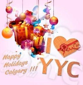 Happy Holidays Canada Calgaryism