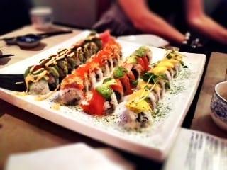 Red Ember Best Calgary Sushi Restaurant