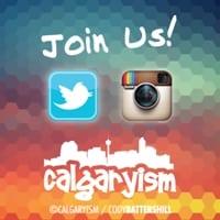 Calgaryism Twitter Instagram