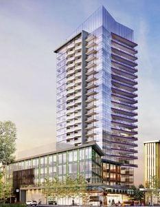 Verve East Village Condos Calgary