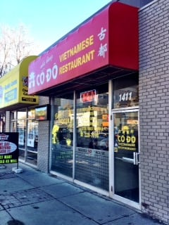 Co Do Vietnamese Cuisine Calgary