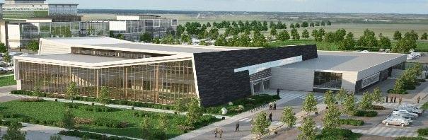 Quarry Park New YMCA Recreational Centre Calgary Alberta