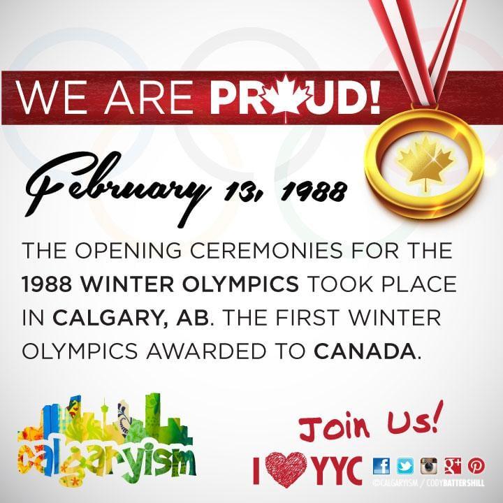 Canada Winter Olympics Opening Ceremonies