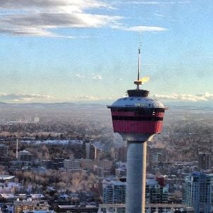 Calgary 2nd Best Place to Live Canada Calgary Tower 2014