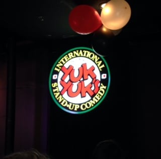 Calgary Activities Events Yuk Yuk's Comedy Club Elbow River Casiino