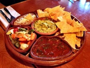 Los Mariachi's nachos best Mexican restaurants Calgary
