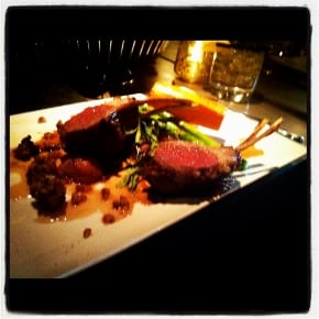 Vero Bistro Moderne Calgary Romantic Restaurant Hillhurst