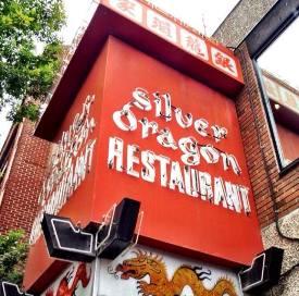 Silver Dragon Dim Sum Calgary Chinatown