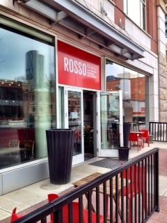 Cafe Rosso Victoria Park Calgary AB