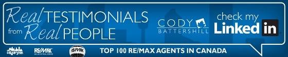 Cody Battershill LinkedIn Client Testimonials REALTOR CALGARY REMAX AGENT