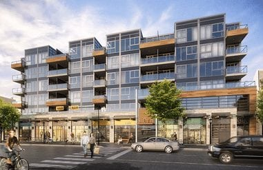 Kensington by Bucci condos for sale in calgary