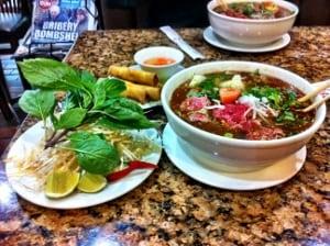 Pho Hoai Vietnamese Cuisine Sate Soup Beef