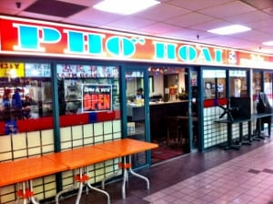 Pho Hoai Chinatown Calgary Restaurant