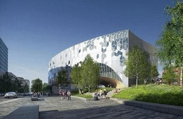 New Central Library East Village Design