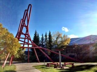 Olympic Oval - Calgary Activities - University of Calgary