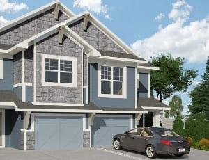Auburn Bay duplex homes for sale calgary