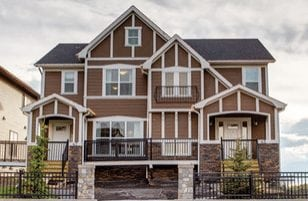 Legacy Laned Homes by Shane Homes